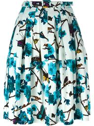 'Claire' floral skirt Samantha Sung