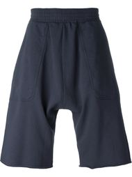 low crotch sweat shorts Damir Doma