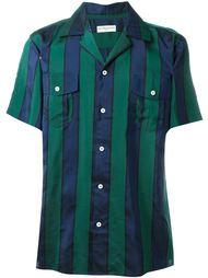 рубашка в полоску с короткими рукавами Melindagloss