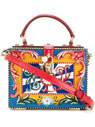 сумка-бокс 'Dolce' Dolce & Gabbana