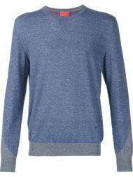свитер с круглым вырезом Isaia