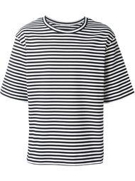 футболка в полоску Lucio Vanotti