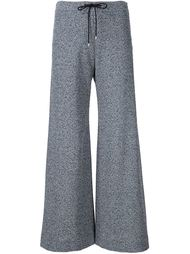 flared cropped trousers Derek Lam