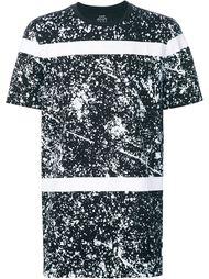 футболка с принтом Stampd