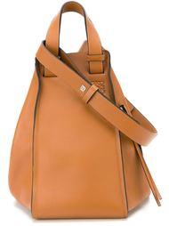 мешковатая сумка на молнии Loewe