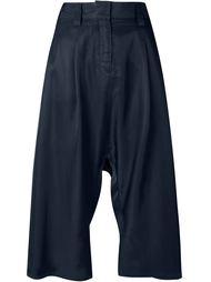 укороченные брюки-палаццо Fad Three