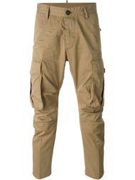 брюки карго Dsquared2