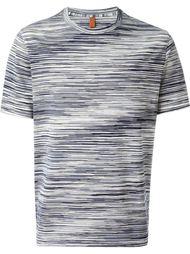 футболка с принтом  Missoni