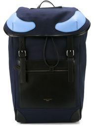 рюкзак с кожаной отделкой Givenchy