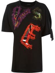 футболка 'Iconic'  Versace