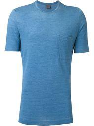 футболка с карманом  Laneus