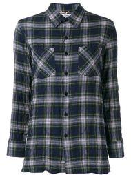 Checked Shirt Saint Laurent