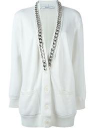 кардиган с цепочной окантовкой Givenchy