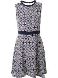 платье с принтом Loveless