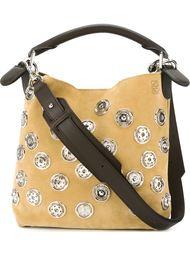 декорированная сумка-тоут  Loewe