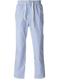 полосатые брюки Roundel London