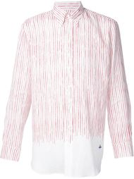 candy stripe shirt Vivienne Westwood Man