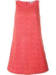кружевное платье шифт  Moncler