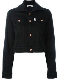 приталенная джинсовая куртка  Off-White