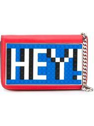 маленькая сумка на плечо 'Hey!'  Les Petits Joueurs