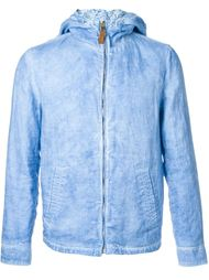 двухсторонняя куртка на молнии  Etro