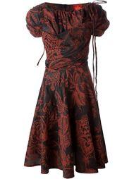 расклешенное платье миди Vivienne Westwood Red Label