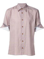 folded cuff shirt Vivienne Westwood Man