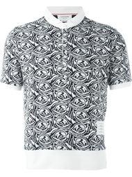 футболка-поло с принтом Thom Browne
