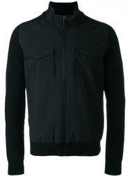 куртка-бомбер с карманами  Ermenegildo Zegna