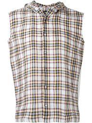 рубашка с капюшоном  Raf Simons