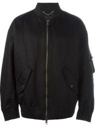 куртка-бомбер 'Jackover' Diesel Black Gold