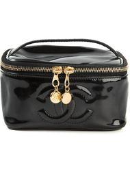 классическая сумка для косметики Chanel Vintage