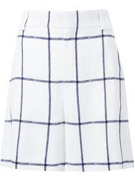 шорты с сетчатым узором Chloé