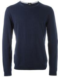 свитер с круглым вырезом Boss Hugo Boss