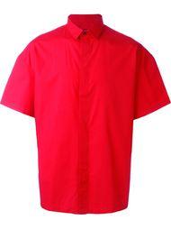 рубашка с широкими рукавами  Les Hommes
