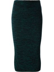 облегающая трикотажная юбка Nº21