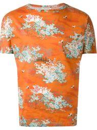 футболка с цветочным принтом   Marc Jacobs