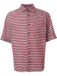 рубашка с короткими рукавами  Aganovich