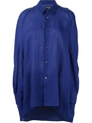 рубашка свободного кроя 'Ramie Lawn'  Junya Watanabe Comme Des Garçons