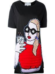 футболка 'Selfish' свободного кроя  Michaela Buerger