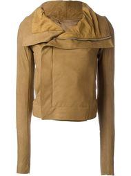 байкерская куртка  Rick Owens
