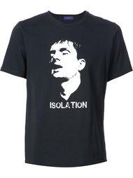 футболка с принтом 'Isolation' Undercover