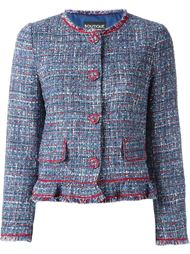 tweed jacket Boutique Moschino