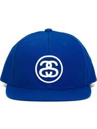 бейсбольная кепка 'SS-Link'  Stussy