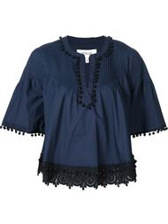 embroidered detail tunic Derek Lam 10 Crosby