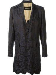 пальто с цветочным узором 'Guido' Uma Wang