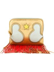 western fringed clutch  The Volon