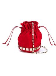 mini 'Lucile' bucket shoulder bag Tomasini
