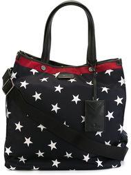 сумка-тоут с принтом звезд Moncler