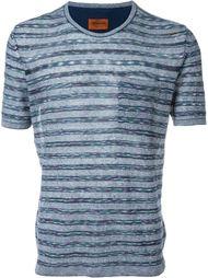 вязаная футболка  Missoni